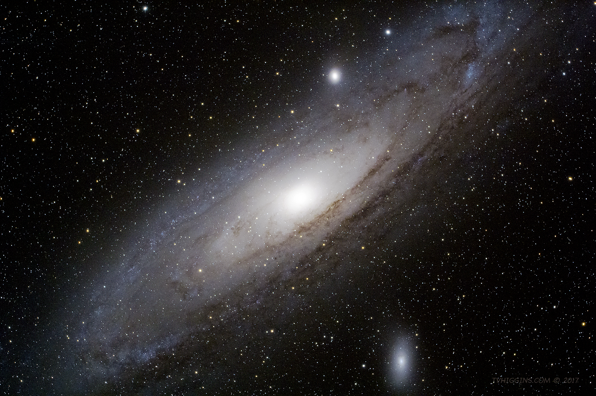 andromeda galaxy distance from - photo #44